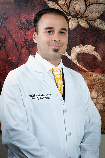 Picture of Dr. Fadel Abdulhai